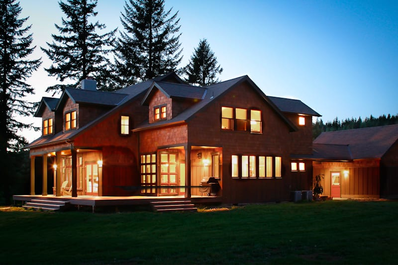Contemporary Craftsman in Camas