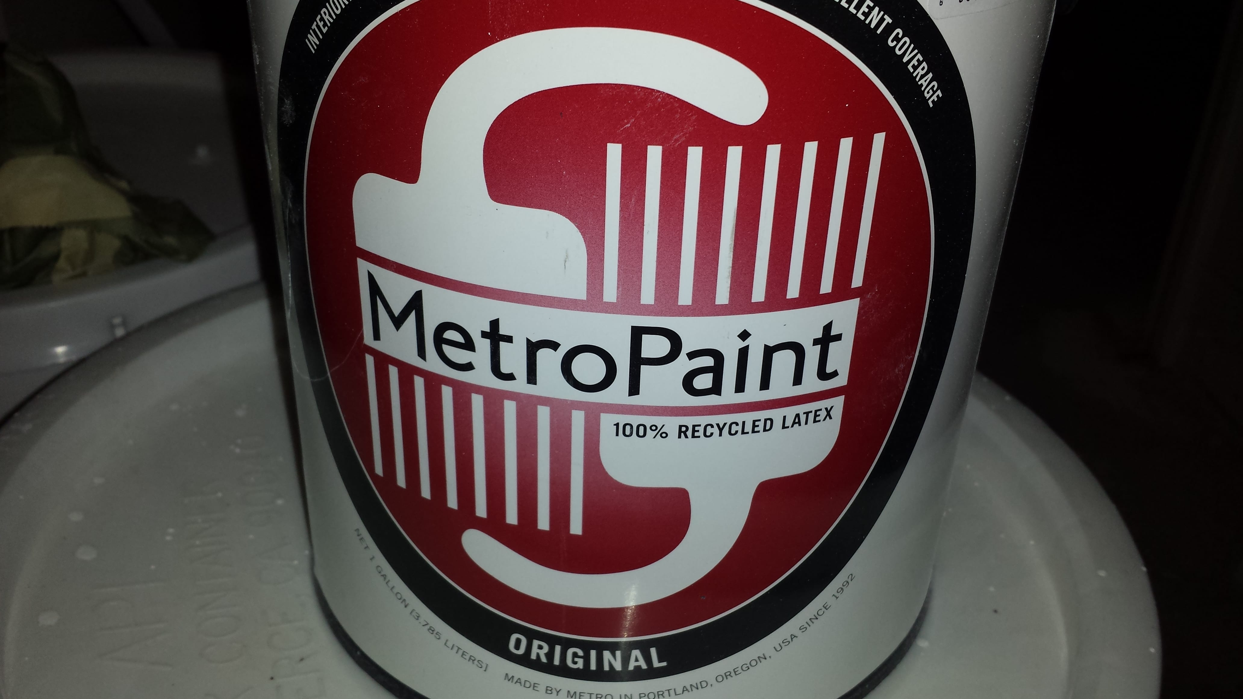 Should you give Metro Paint a try?