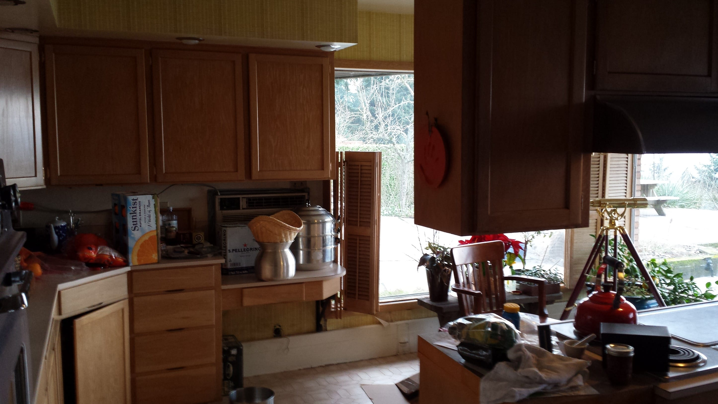 heights kitchen before
