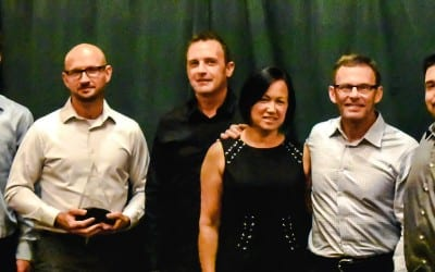 Kashas Design Build wins Building Excellence Award