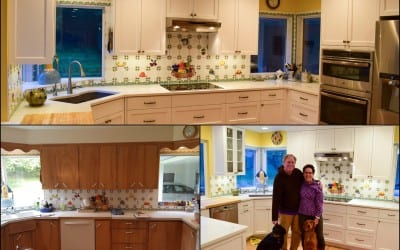 Washougal Kitchen Remodel video timeline