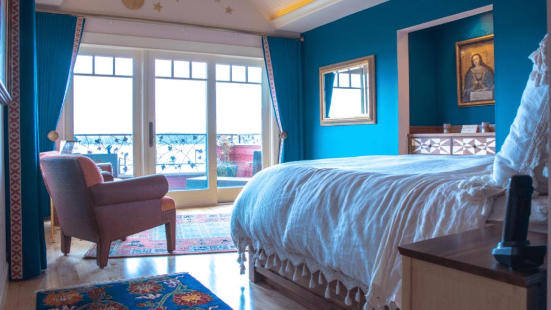 Whimsical Master Bedroom Remodel